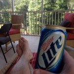 Beer Shots – Kicking Back In Naples