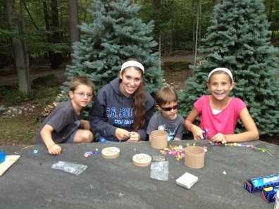 Clambake 2012 - Craft Time