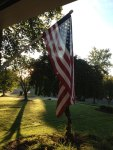September 11th Flag - Morning