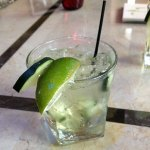 The Cucumber Gimlet At The Wyndham Cleveland