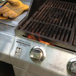 My Commercial Series Char-Broil Grill