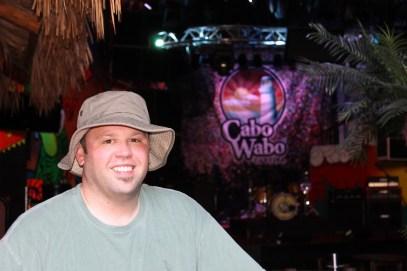 Cabo - No Air At The Cantina