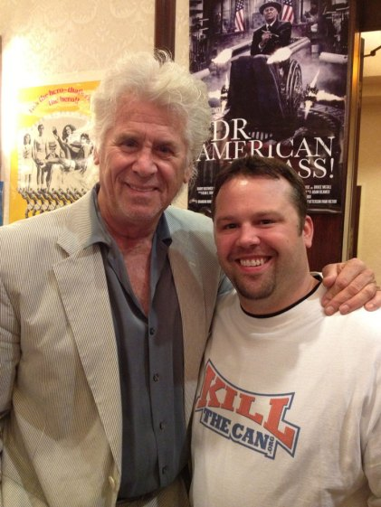 Chewie & Barry Bostwick