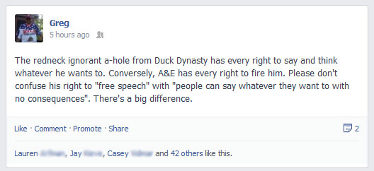 Duck Dynasty Facebook