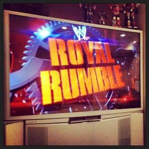 Royal Rumble 2014