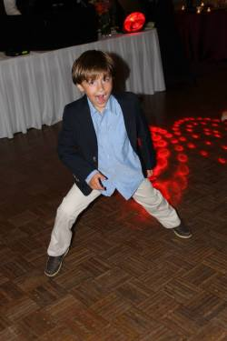 C Busting Up The Dance Floor