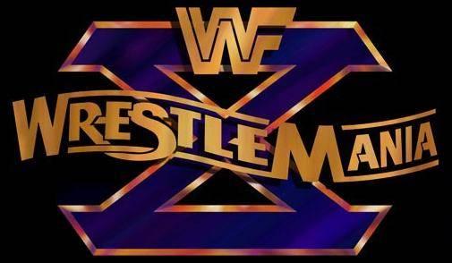WrestleMania 10 Logo