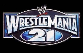 WrestleMania 21 Logo