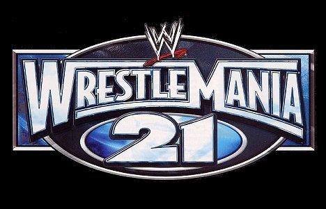 WrestleMania 21 Logo