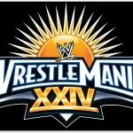 WrestleMania 24 Logo