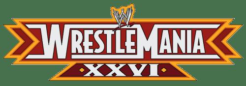 WrestleMania 26 Logo