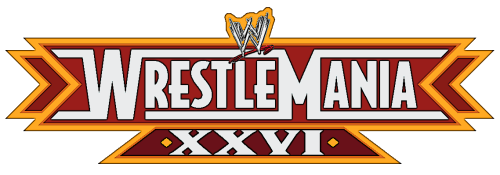 WrestleMania 26 Logo