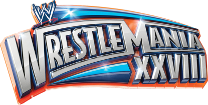 WrestleMania 28 Logo