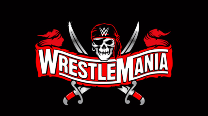 WrestleMania 37 Logo 2021