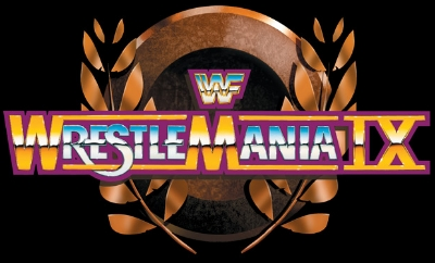WrestleMania 9 Logo