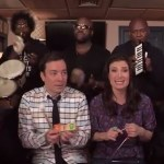 Jimmy Fallon Is Knocking It Out Of The Park
