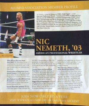 Nic Nemeth - Dolph Ziggler