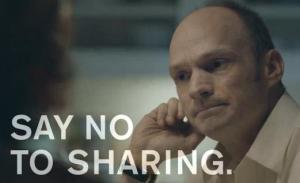 Say No To Sharing