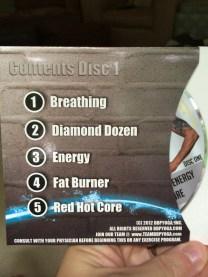 DDP Yoga - Disc 1