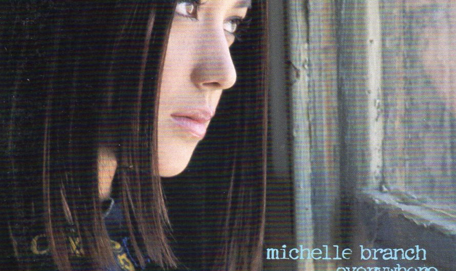 Michelle Branch Is Everywhere… Including My iPod