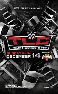 TLC 2014 Poster