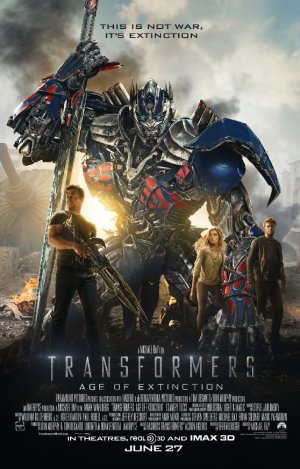 Transformer - Age Of Extinction