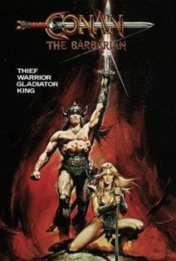 Conan The Barbarian (1982)