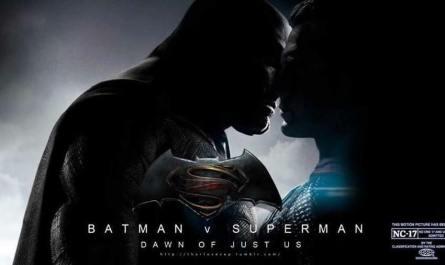 Batman V Superman - The Dawn Of Just Us