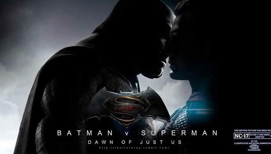Batman V Superman – The Dawn of Just Us