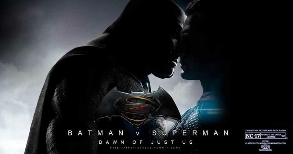 Batman V Superman - The Dawn Of Just Us