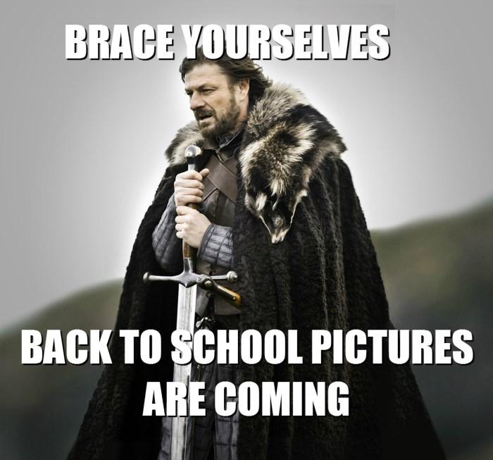Back To School Meme