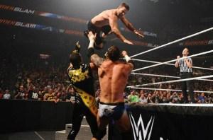 SummerSlam - Amell Neville vs. Stardust Barrett