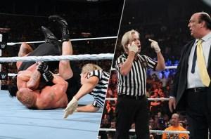 SummerSlam - Lesnar vs. Taker