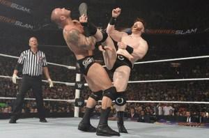 SummerSlam - Orton vs. Sheamus