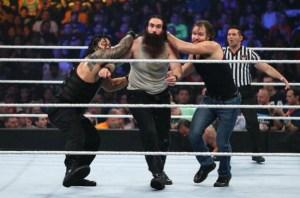 SummerSlam - Wyatts vs. Shield