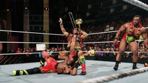Night of Champions - Dudley Boyz v New Day