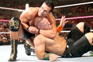 Hell In A Cell 2015 - Del Rio v Cena