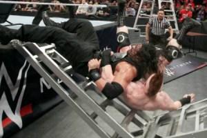 TLC 2015 - Reigns vs Sheamus