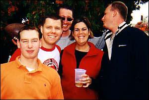Indiana University Homecoming 2001 (2)