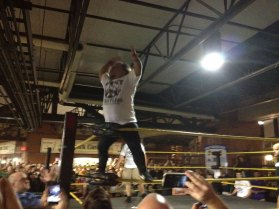 Midget Wrestling 2012 - Bobby