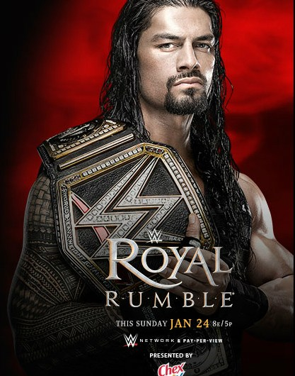 Royal Rumble (2016) – Mania Takes Shape