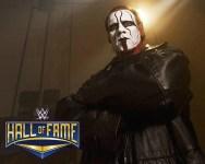 Sting 2016 WWE HOF