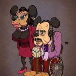 Andrew Taruso - Mickey & Minnie Mouse