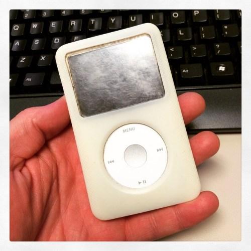 My Current iPod