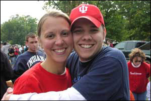 Indiana University Homecoming 2002 (15)