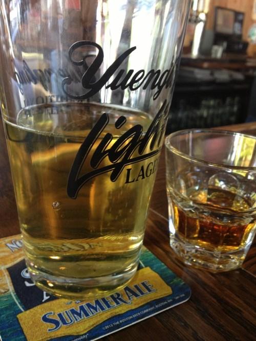 Shot & A Beer
