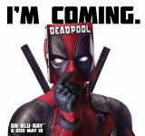 Deadpool Coming Home