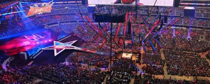 WrestleMania 32 Crowd