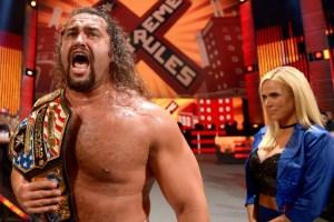 Extreme Rules - Rusev vs Kalisto