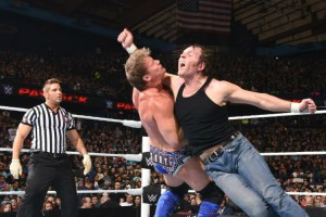Payback 2016 - Dean Ambrose vs Chris Jericho